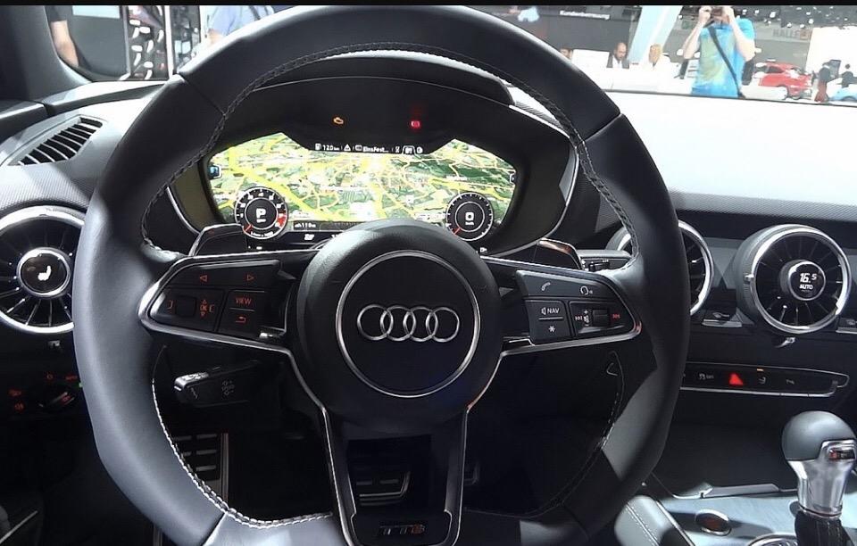 2016 Audi TTS - photo 1