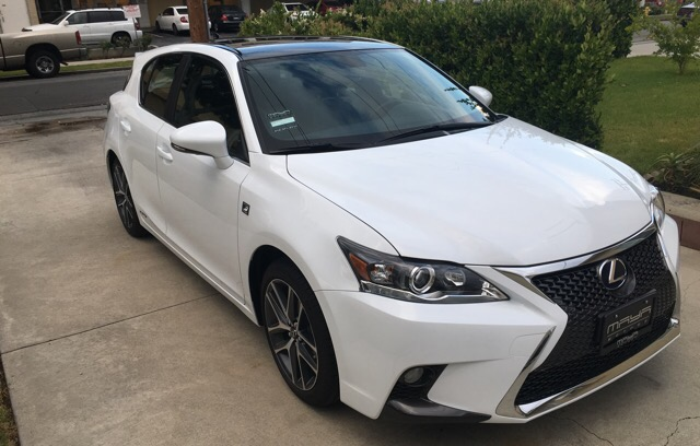 2016 Lexus CT 200h - photo 0