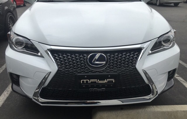 2016 Lexus CT 200h - photo 1