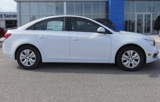 2016 Chevrolet Cruze Limited - photo 0