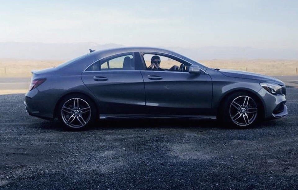 2017 Mercedes-Benz CLA - photo 0