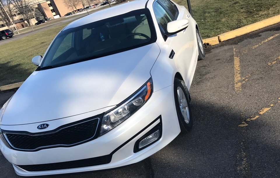 2015 Kia Optima - photo 0