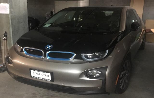 2015 BMW i3 - photo 0