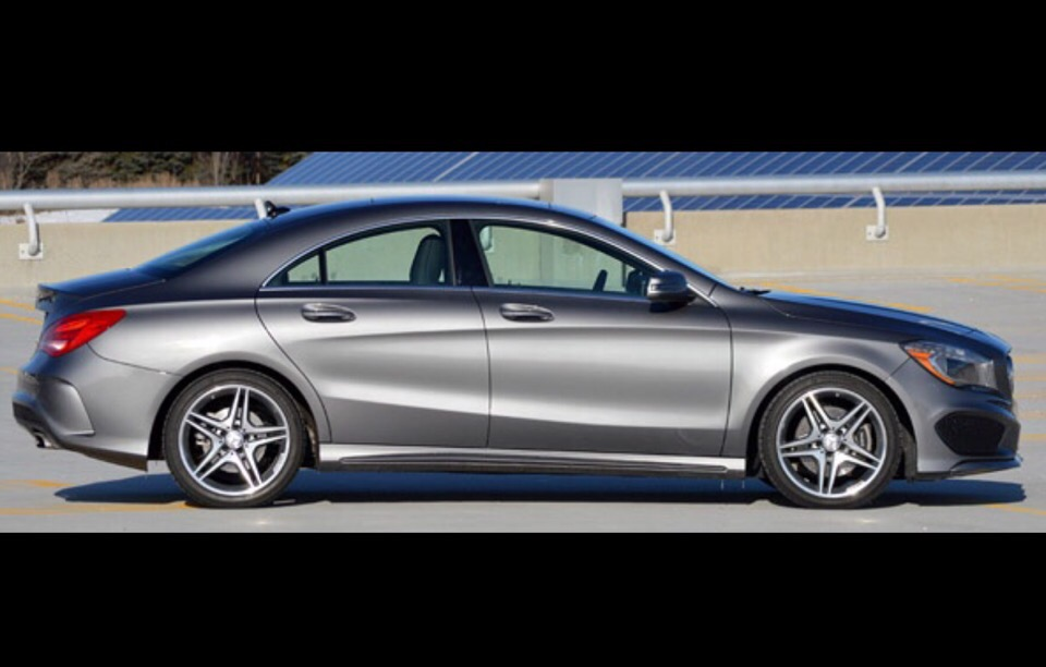 2017 Mercedes-Benz CLA - photo 2