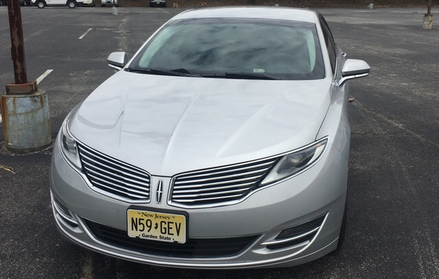 2016 Lincoln MKZ - photo 0