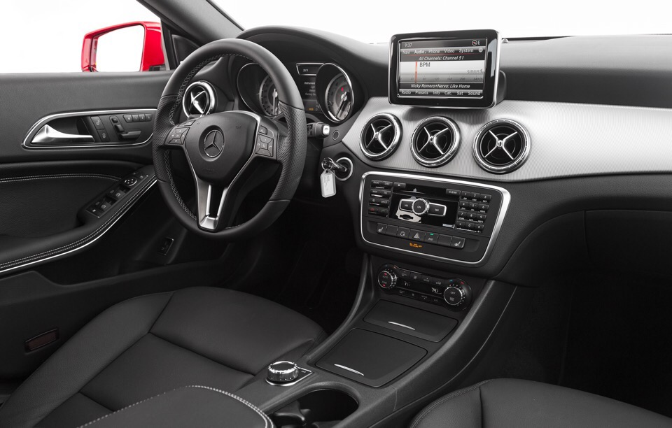 2017 Mercedes-Benz CLA - photo 3