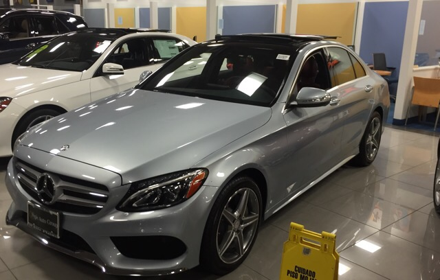 2015 Mercedes-Benz C-Class - photo 5