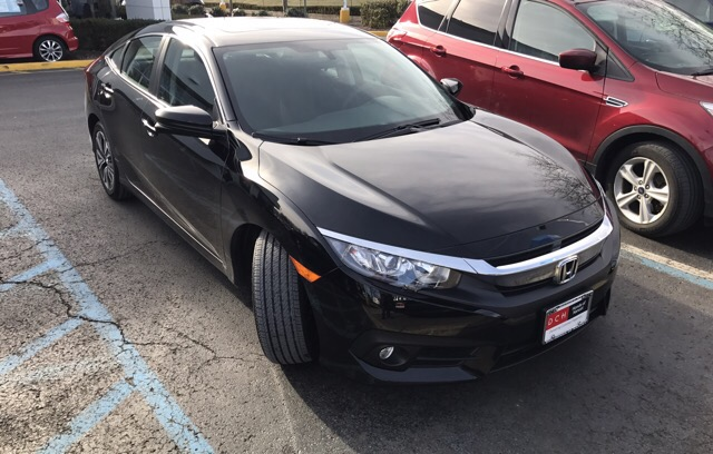 2016 Honda Civic - photo 0
