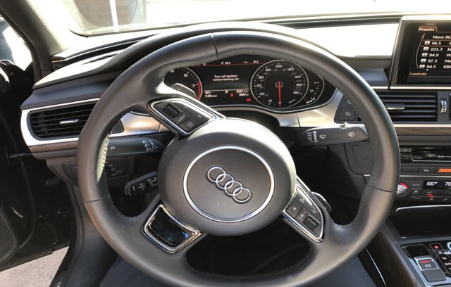 2016 Audi A6 - photo 4