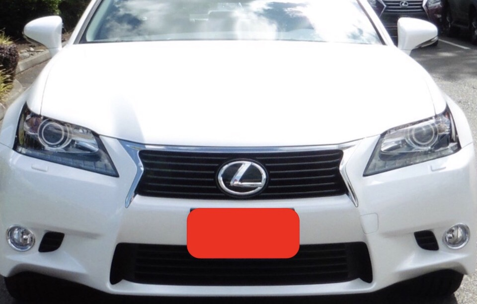 2015 Lexus GS 350 - photo 1