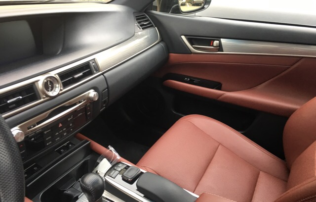 2015 Lexus GS 350 - photo 10