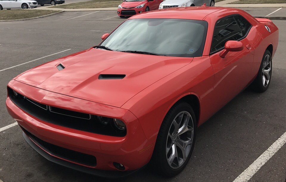 2016 Dodge Challenger - photo 0