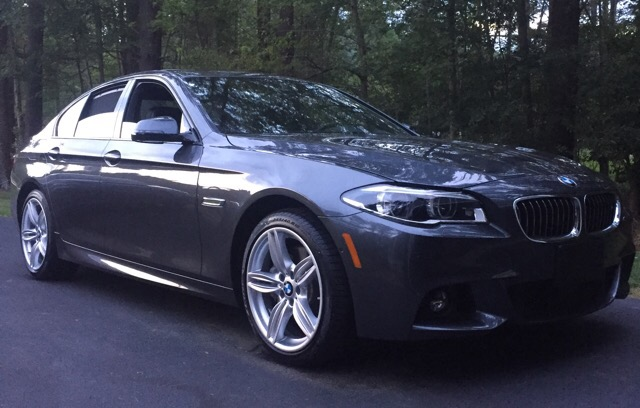 2016 BMW 5 Series - photo 0