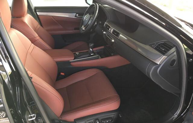 2015 Lexus GS 350 - photo 8