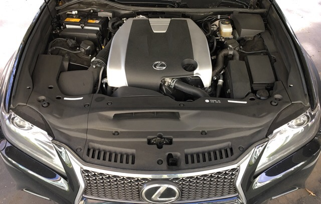 2015 Lexus GS 350 - photo 11
