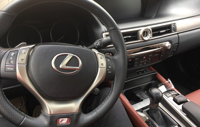 2015 Lexus GS 350 - photo 7