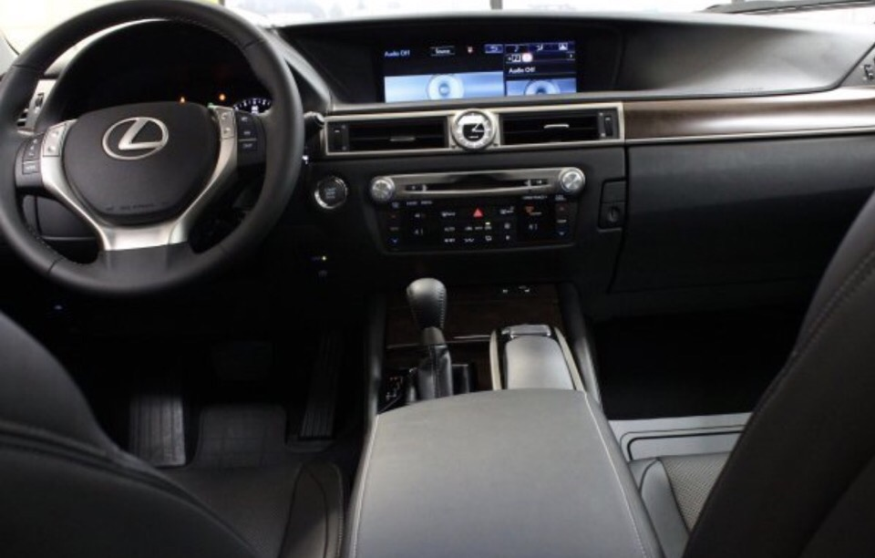 2015 Lexus GS 350 - photo 3