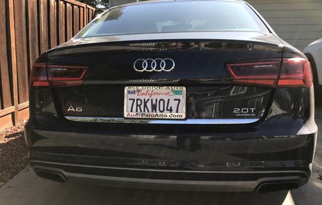 2016 Audi A6 - photo 1