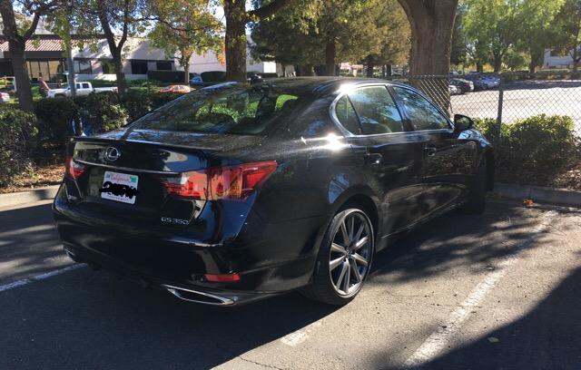 2015 Lexus GS 350 - photo 0