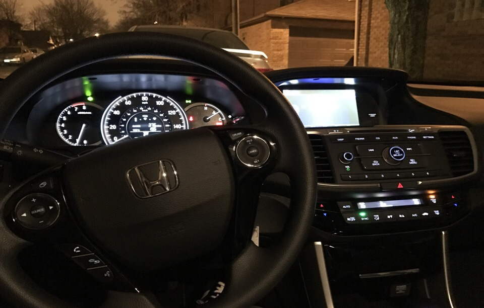 2017 Honda Accord - photo 2