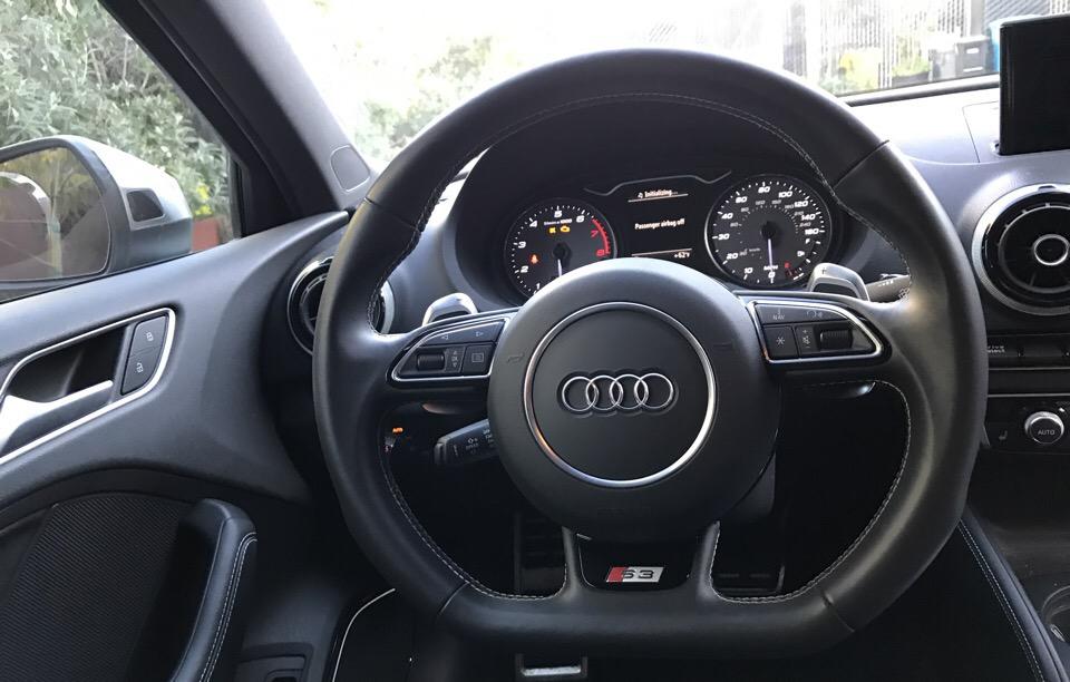 2015 Audi S3 - photo 3