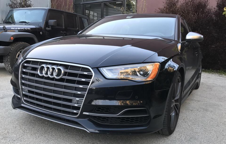 2015 Audi S3 - photo 0