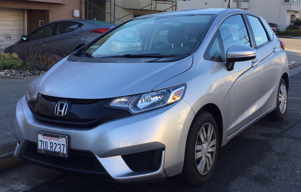 2016 Honda Fit - photo 2