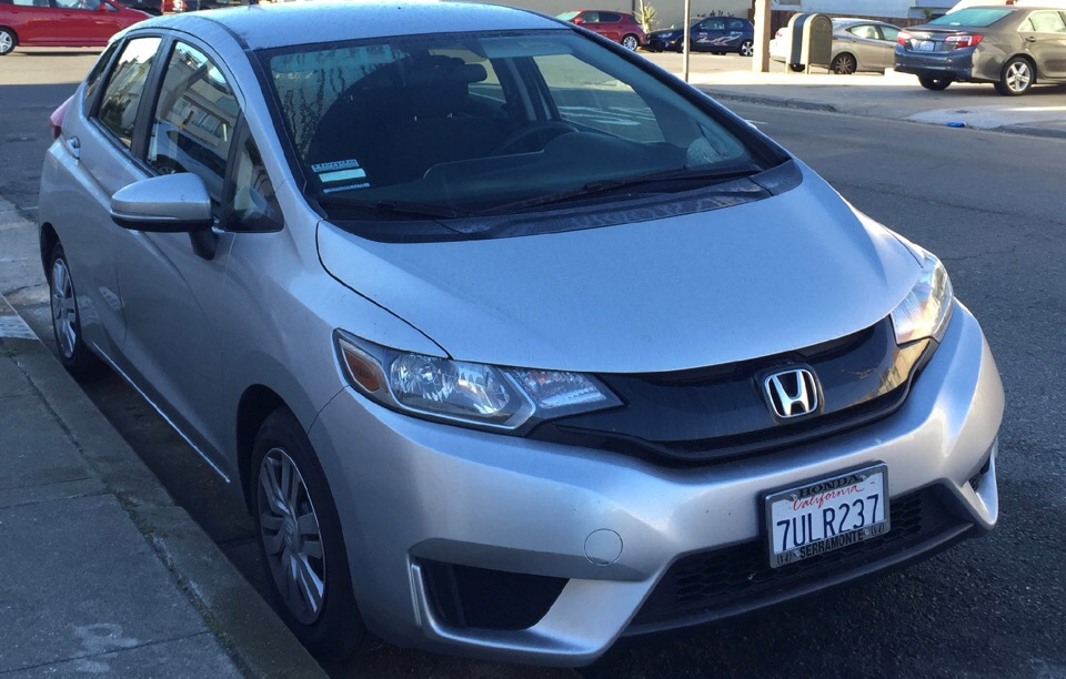 2016 Honda Fit - photo 1