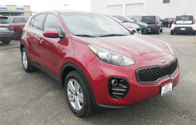 2017 Kia Sportage - photo 0