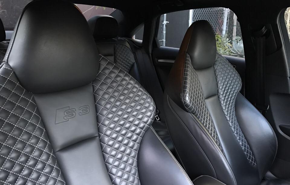 2015 Audi S3 - photo 4