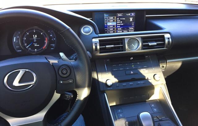 2015 Lexus IS 250 - photo 2
