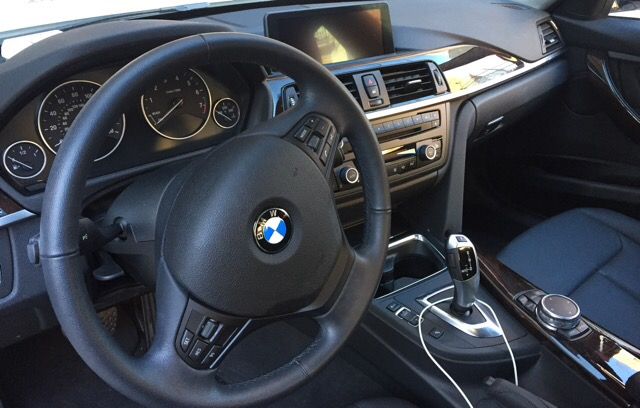 2015 BMW 3 Series - photo 5