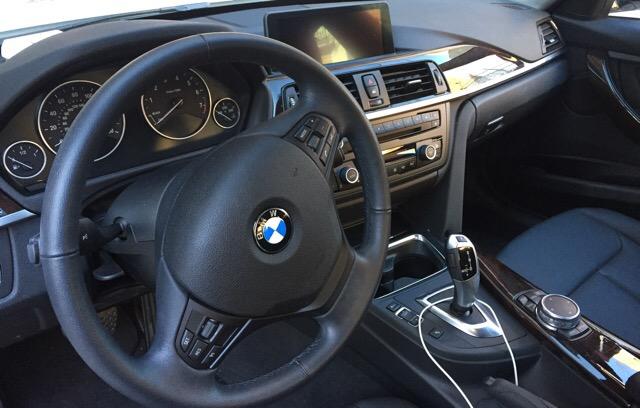2015 BMW 3 Series - photo 5