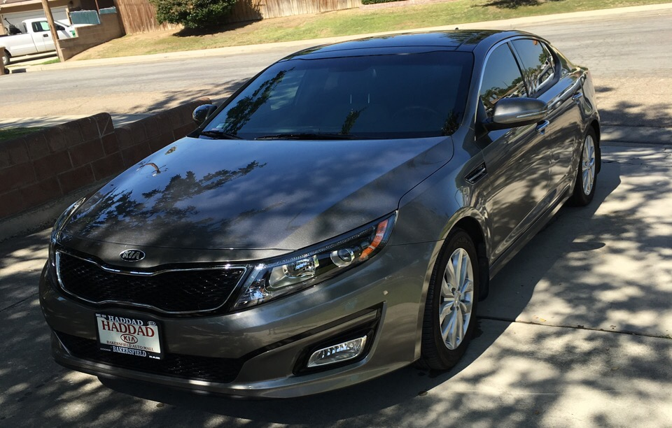 2015 Kia Optima - photo 2