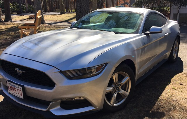 2015 Ford Mustang - photo 1