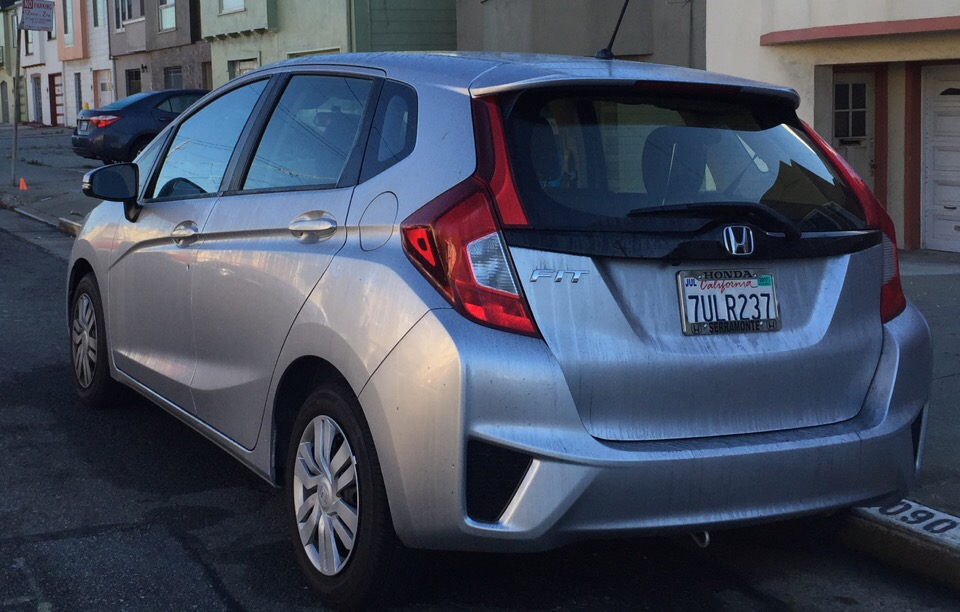 2016 Honda Fit - photo 7