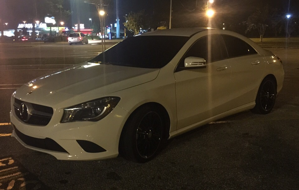 2014 Mercedes-Benz CLA - photo 2