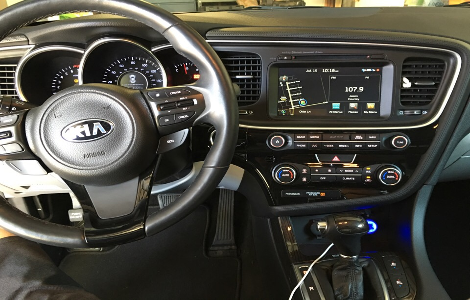 2015 Kia Optima - photo 4