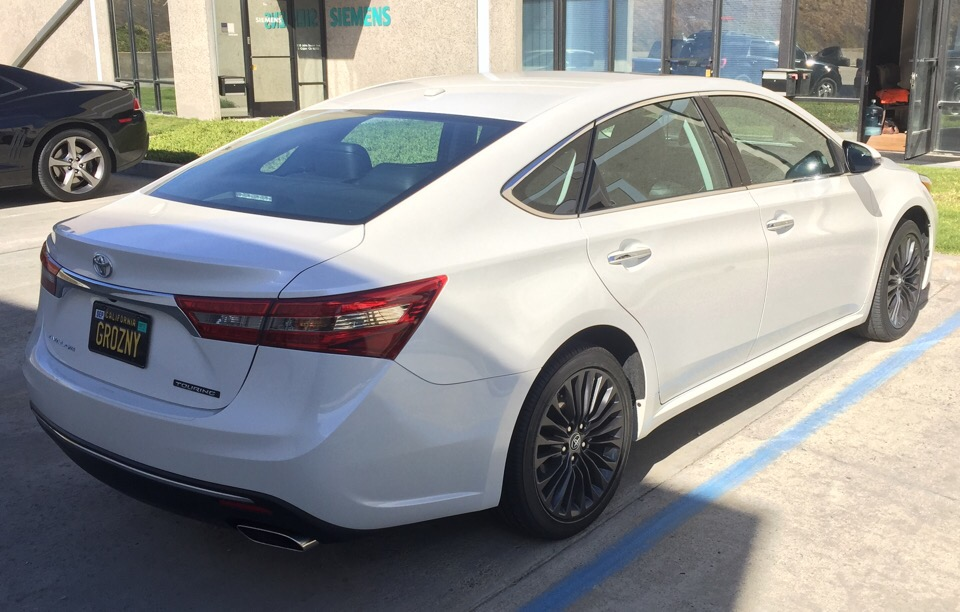 2016 Toyota Avalon - photo 3