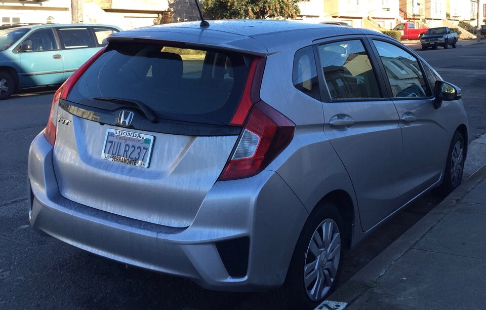 2016 Honda Fit - photo 4