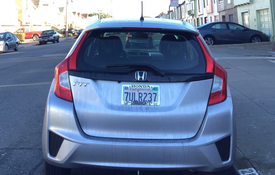 2016 Honda Fit - photo 5