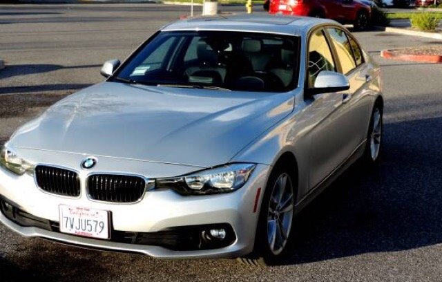 2016 BMW 3 Series - photo 2
