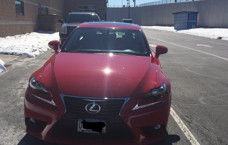 2016 Lexus IS 300 - photo 1