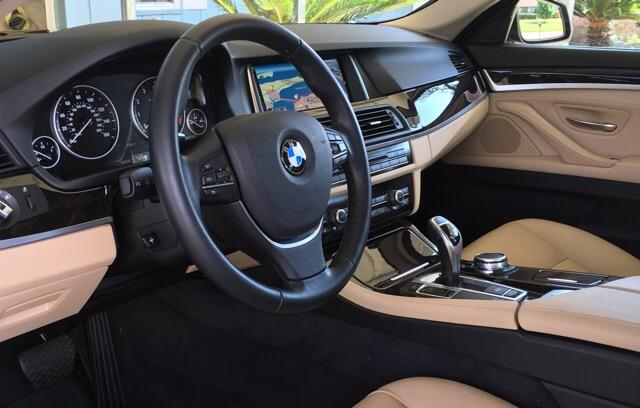 2016 BMW 5 Series - photo 1