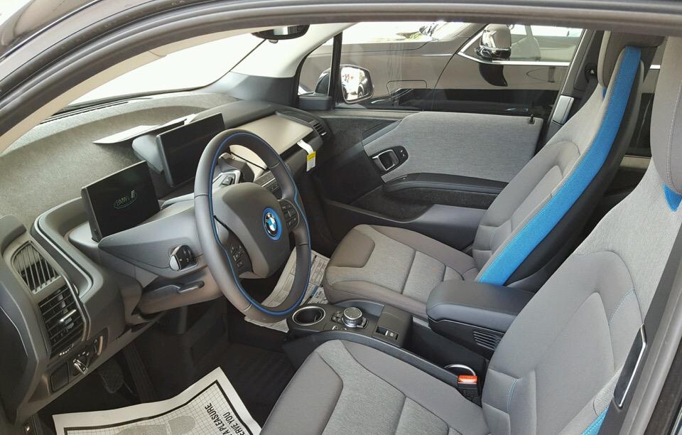 2016 BMW i3 - photo 2