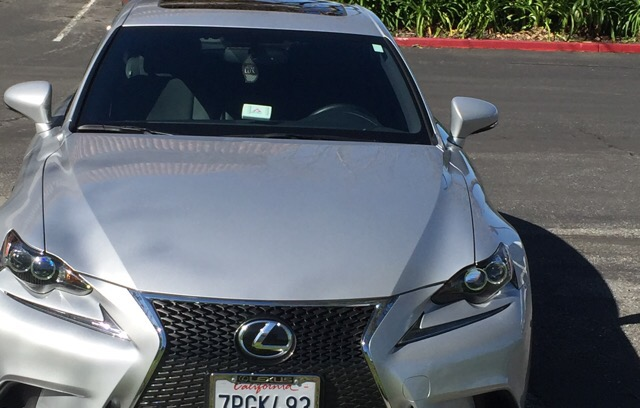 2016 Lexus IS 200t - photo 2