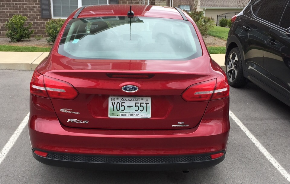 2015 Ford Focus - photo 5