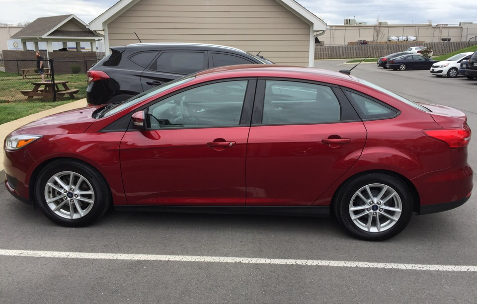 2015 Ford Focus - photo 8