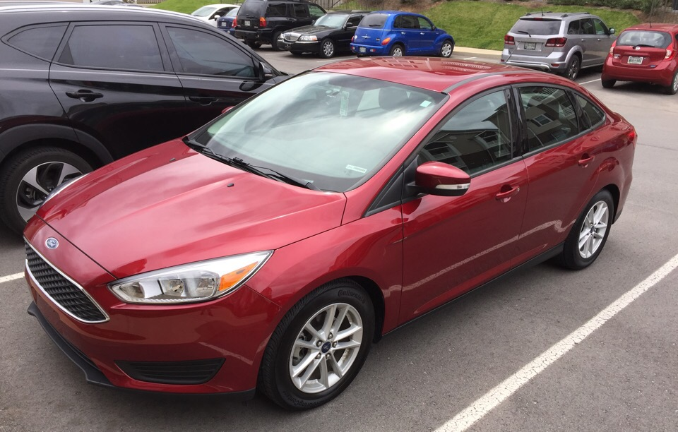 2015 Ford Focus - photo 3