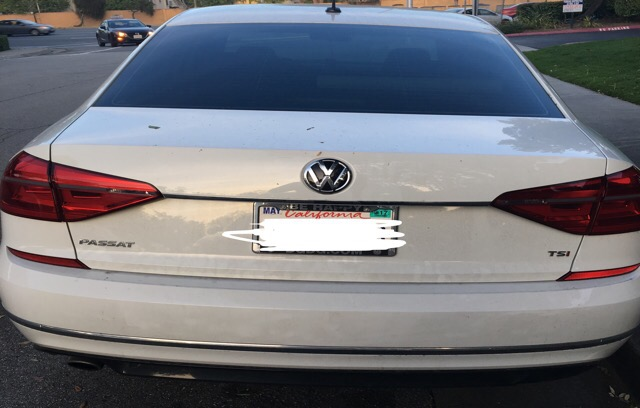 2016 Volkswagen Passat - photo 2